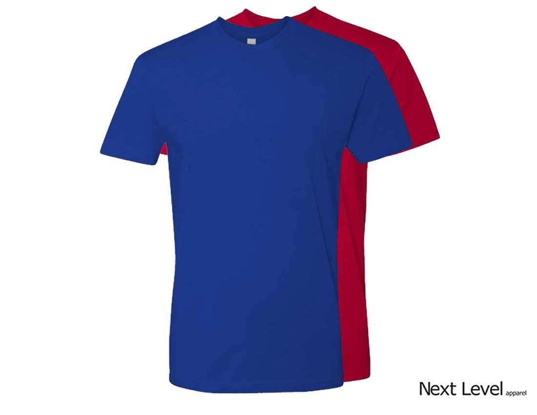 a2f94f4227 Next Level™ Men s Crewneck T-Shirt