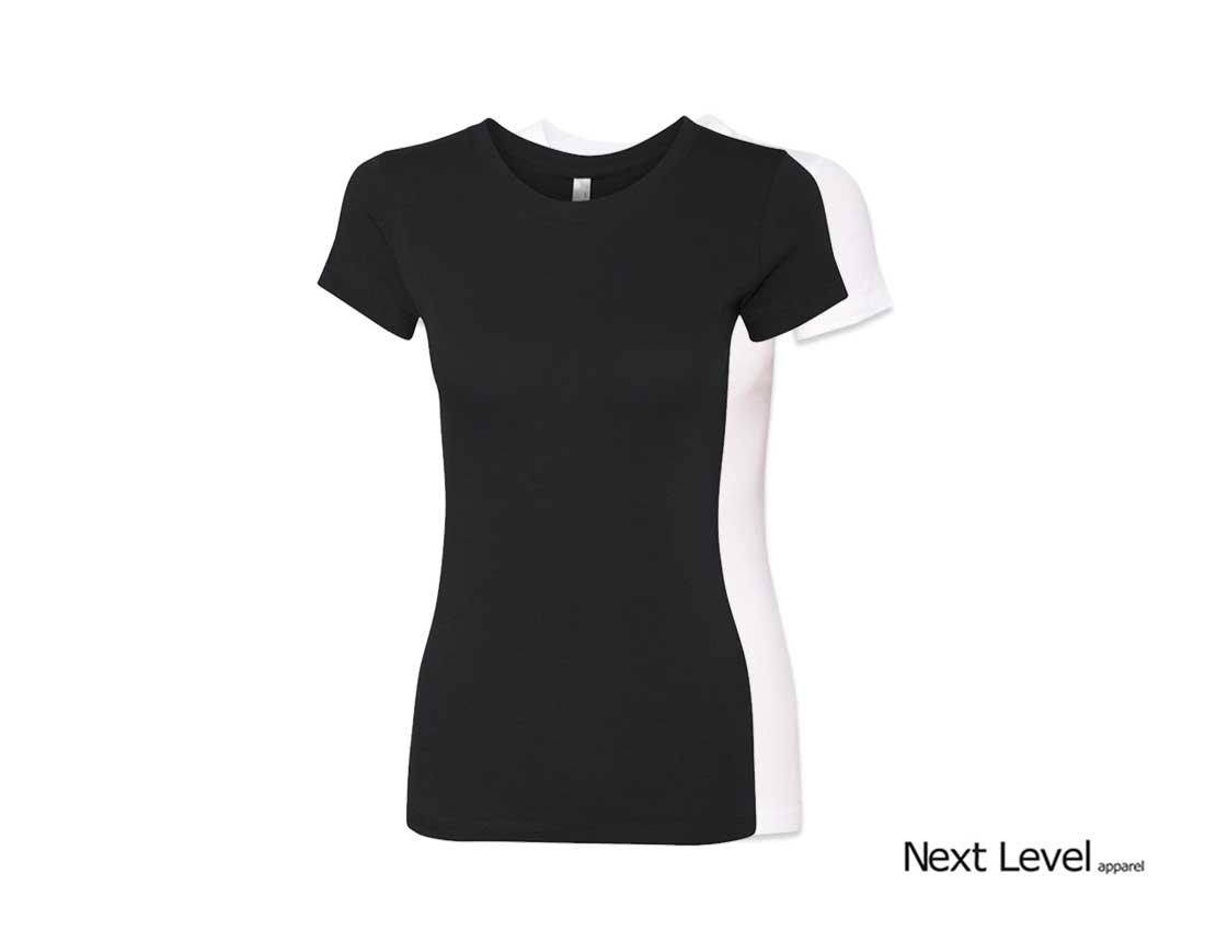 f6dce23f61 Next Level™ Ladies Crewneck T-Shirt